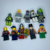 10 x Genuine LEGO Minifigures Bundle #14