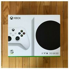 Microsoft Xbox Series S 512GB Game Console - White - In Hand - SHIPS FAST FREE