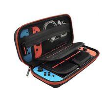 Sac Pochette Portable Nylon Rangement Console Nintendo Switch Jeu Manette Neuf