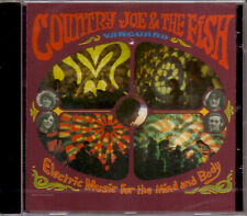 CD (NUOVO!). Country Joe & The fish-Electric Music for the Mind & body (mkmbh