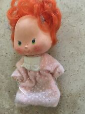 Strawberry Shortcake American Greeting 4 inch Doll 1979