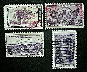 US year 1935, complete set