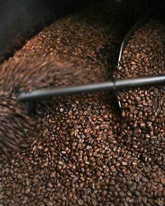 Freshly Drum Roasted 1kg Coffee Beans High Grown Arabica Seasonal Explorer Blend