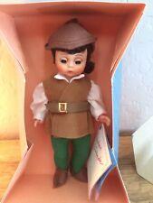 Madame Alexander Robin Hood Doll #446 w/ box