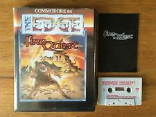 COMMODORE 64 (C64) - FIRE QUEST - GAME