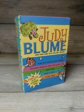 Judy Blume's Fudge Set by Blume, the complete set of fudge books