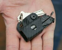 Kydex Multi-Tool Sheath for Gerber DIME/Leatherman SQUIRT PS4 Victorinox Alox