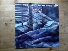 No Exqze Too Hard To Handle Excellent Vinyl LP Record Album 834743