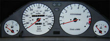 Lockwood BMW 3-Series E30 without Economy Gauge YELLOW (ST) Dial Kit 400F/G2