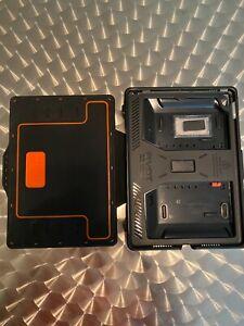 Pivot Omni 97 Case ORANGE AND BLACK for IPAD 9.7 (+Pro) and Air 2 +Univ Spacer