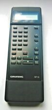 1 Piece Remote Control RP13 LCD Grundig No 759880001100