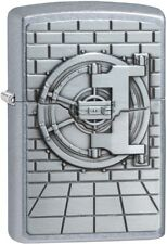 Zippo Choice Safe With Gold Cash Surprise WindProof Lighter Engraved 29555