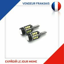 2 x T15 W16W WY16W LED THP 1200lm 6000k BLANC 12V 8W CLIGNOTANTS 3008