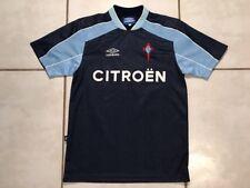 Rare Vintage UMBRO Celta Vigo 2001 Jersey Youth SIZE 12
