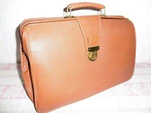 alte Leder? Aktentasche-Tasche-Büro-Schultasche TOP