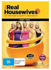The Real Housewives Of Orange County : Season 4 : Part 2 (DVD, 2-Disc Set)