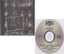 GROUNDHOGS Live No Surrender 1989 Made in FRANCE By S.N.A HTD Label CD Rare