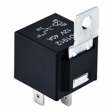DC 12V 40A Relay 4 PIN Automotive Car Truck Boat Relay Normally Open Contact USA