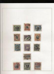 Liberia 1903/69 Collezione maggiormente usata del periodo N1860