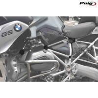 PUIG 9332N KIT 9 TAPPI COPRIFORO TELAIO NERO BMW R 1200 GS 2013