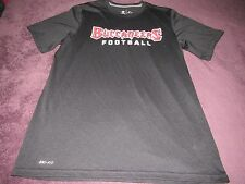 COACH ISSUED TAMPA BAY BUCCANEERS NIKE DRI FIT SHIRT SIZE LARGE NFL ON FIELD