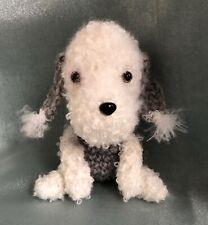 BEDLINGTON TERRIER  amigurumi handmade crochet dog