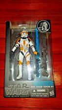 "Star Wars - The Black Series 6"" Action Figure - #14 Clone Commander Cody"