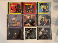 Jazz Heritage CD Lot New/Sealed 9 CDs Getz Mulligan Basie SEALED