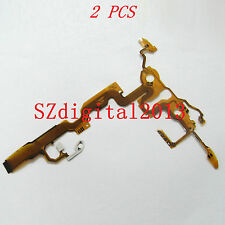 2PCS/ Mechanism Flex Cable For SONY DCR- HC90E HC96E HC37E HC38E HC51E HC55E
