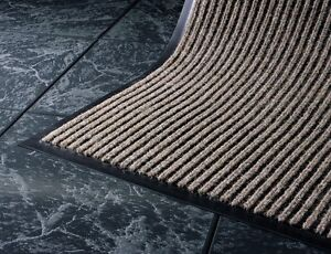 Cobblestone Commercial Indoor/Outdoor Heavy Duty Floor Mat and Entrance Mat