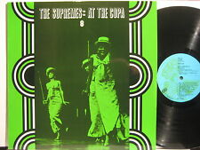 THE SUPREMES At The Copa ~ RARE! 1972 World Record Club Australia LP