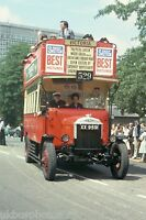 London Transport D142 Hyde Park 1979 Bus Photo