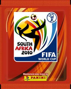 Alle 640 Sticker WM 2010 Südafrika Panini komplett NEU