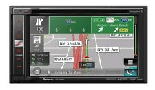 Pioneer AVIC-6200NEX (R.B) Double 2 DIN DVD/CD Player GPS Bluetooth HD Radio