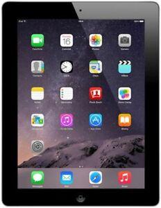 """Apple iPad 4th Gen Retina 64GB, Wi-Fi 9.7"""" - Black - (MD512LL/A)"""
