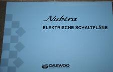 Daewoo Nubira Elettrico Schaltpläne 3/98