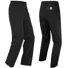 FOOTJOY HYDROLITE MENS WATERPROOF GOLF RAIN TROUSERS / ALL SIZES @ 50% OFF RRP