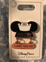 In-Hand Disney Mouseketeer Ear Hat Pin Nurses Day 2020 LE