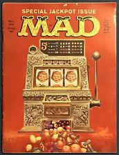 Mad Magazine #64  July 1961  Slot Machine