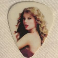 TAYLOR SWIFT 2011 Speak Now Tour Guitar Pick!!! Taylor's concert Philly