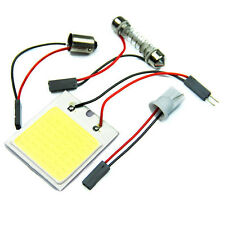 1pc New 48 SMD COB LED T10 4W 12V Light Car Interior Panel Lights Dome Lamp Bulb