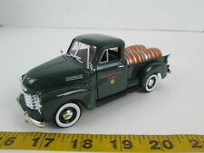 Signature 1950 Chevy Pickup Truck Die-Cast Willamette Valley Winery Collectible