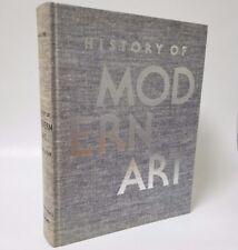 History of Modern Art: Painting Sculpture Architecture Hardcover H.H. Arnason