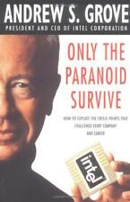 Only The Paranoid Survive by Andrew Grove, NEW Book, FREE & FAST Delivery, (Pape