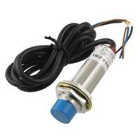 LJ18A3 - 8-Z/BX DC6-36V 8mm Tubular Induktive Naeherungsschalter Sensor Swi I2U1