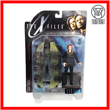 More details for agent dana scully x-files action figure series 1 vintage toy by mcfarlane 1998