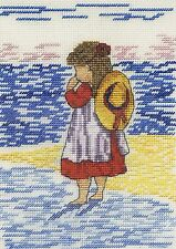 All Our Yesterdays Seaside Thoughts Cross Stitch Kit