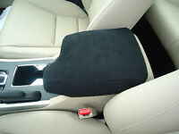 Fits Honda CRV 2016-2019 Faux Fur Sherpa Center Armrest Console Lid Cover X1S