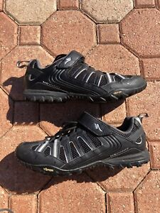 Specialized BG Tahoe Sport Body Geometry Mens Shoes Size 9.5 Mountain Cycling