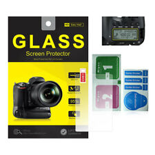 Tempered Glass Screen Protector w/ Top LCD for Canon EOS 6D Mark II Camera